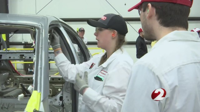 Honda opening first-of-its-kind training facility in
