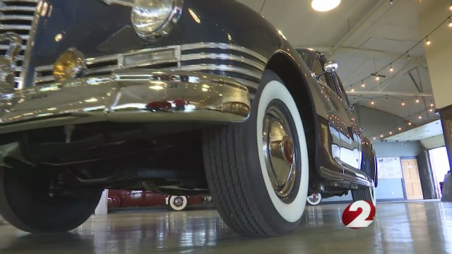 America S Packard Museum Gives Glimpse Into Lives Of The Famous And