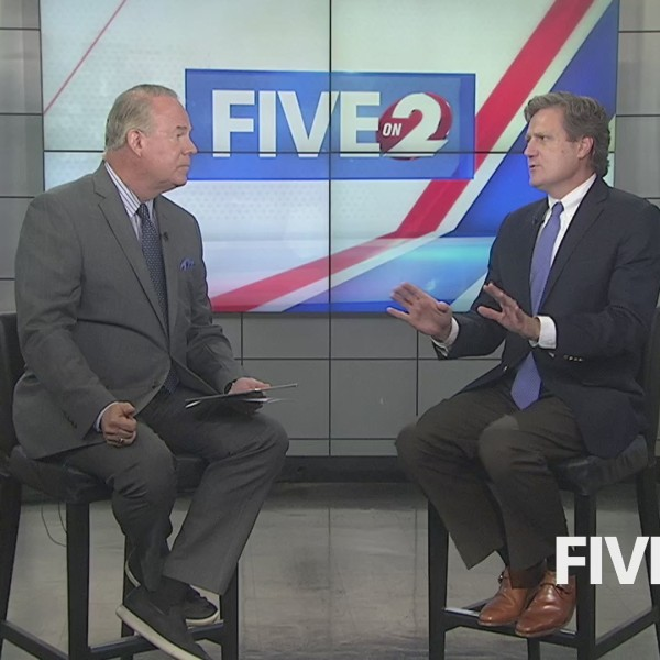 Rep. Mike Turner shares thoughts on Mueller report