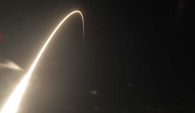 APTOPIX SpaceX Launch_1558701157814