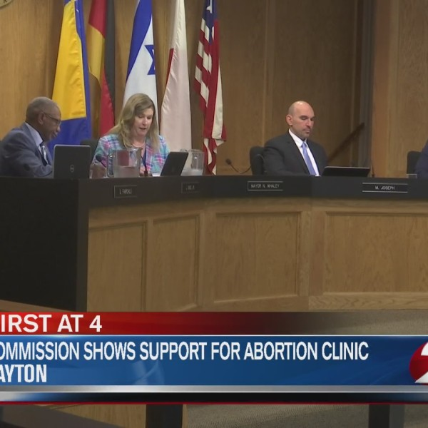 Commission shows support for abortion clinic
