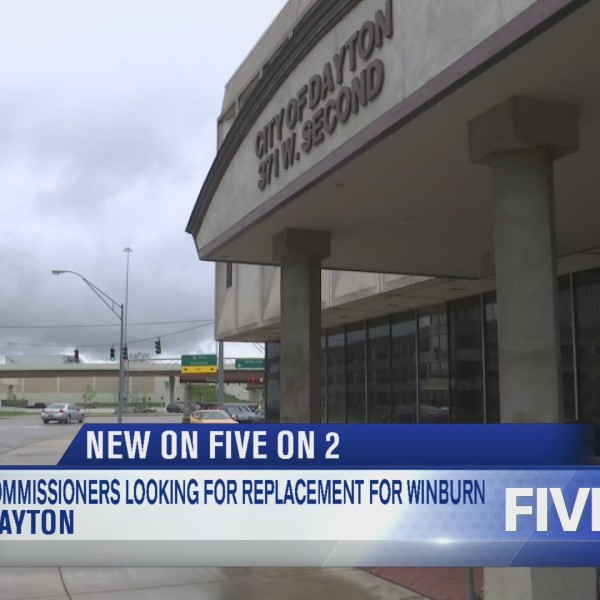 Commissioners looking for replacement for Winburn