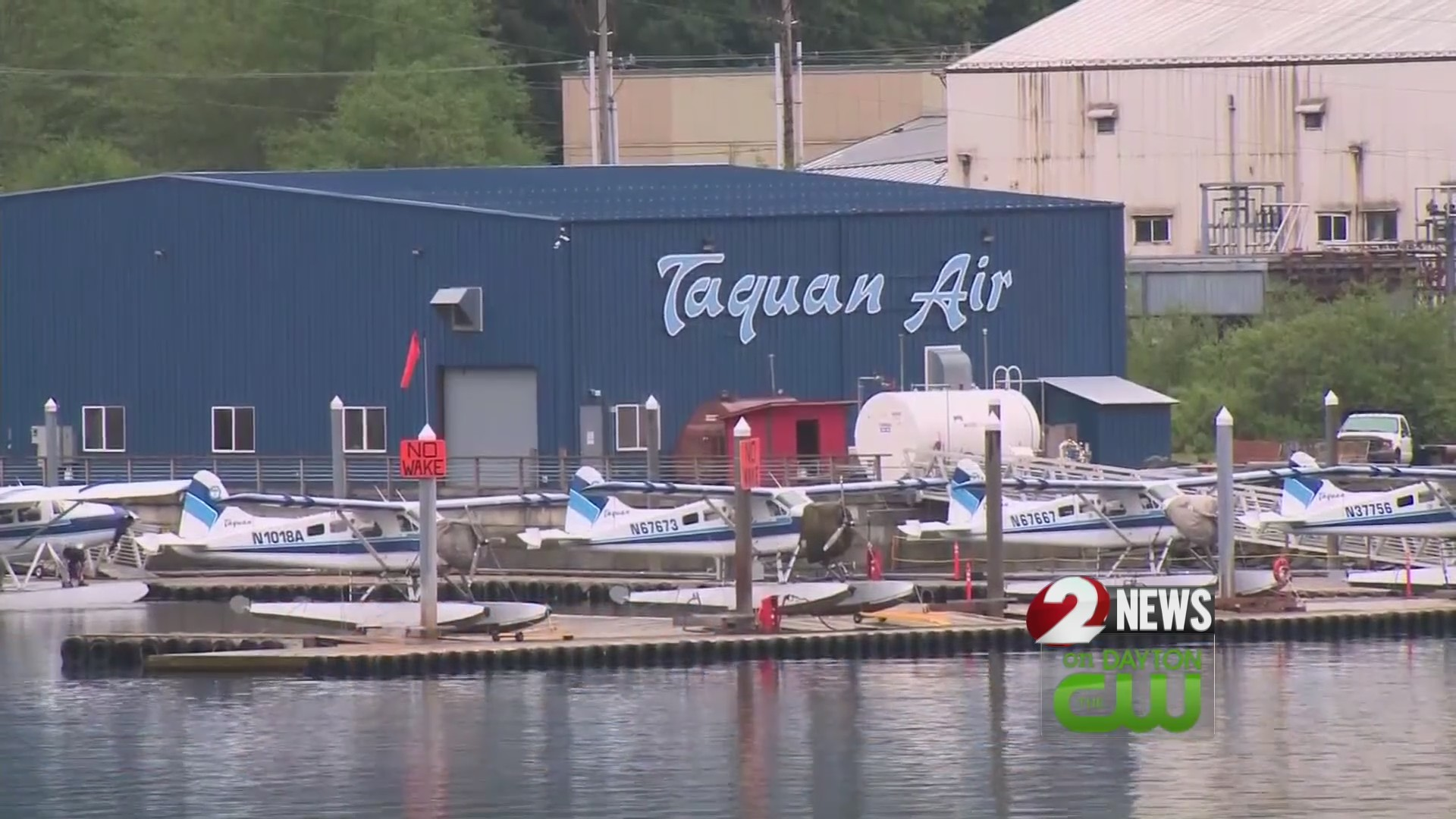 Focus turns to investigation in deadly Alaska mid-air crash