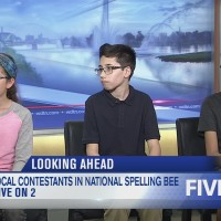 Dayton-area students to compete in the National Spelling Bee