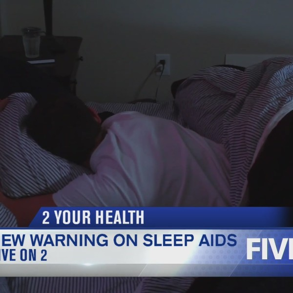 New warning on sleep aids