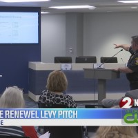 Police renewal levy pitch