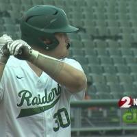 Raiders roll NKU at Fifth Third Field