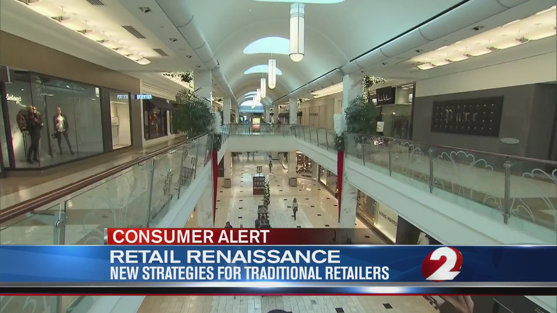 Retail Renaissance: New strategies for traditional retailers