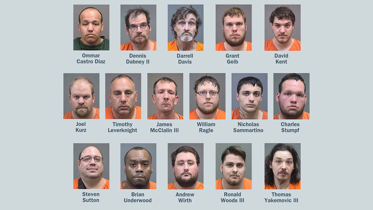 Mahoning County Human Trafficking arrests-873777806