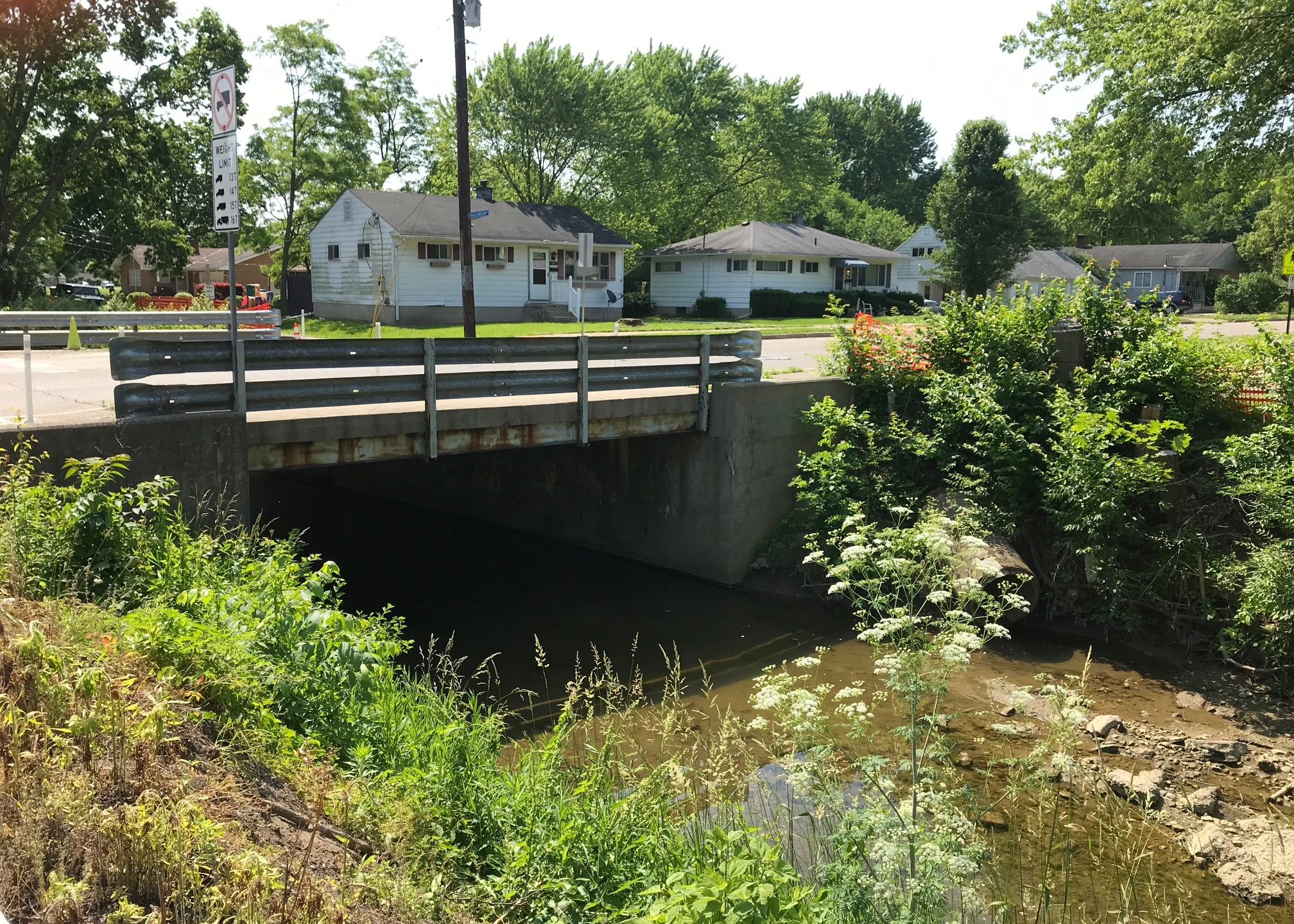 Elm St. Bridge West Carrollton