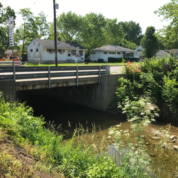 Elm St. Bridge West Carrollton