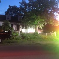 Blake Ave fire in Harrison Township