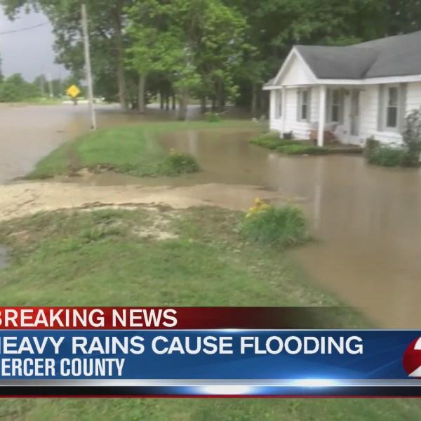 6-20 Mercer Co Flooding