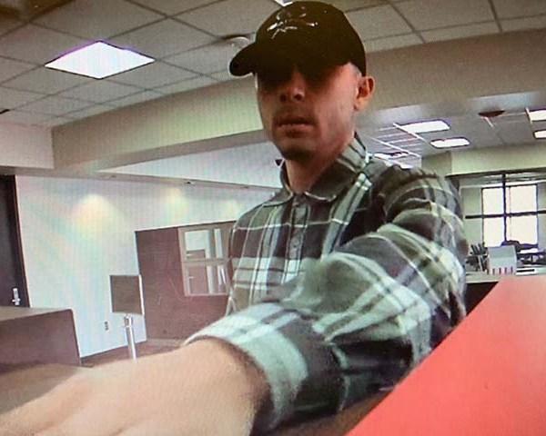 6-21 Key Bank Robbery Suspect 1