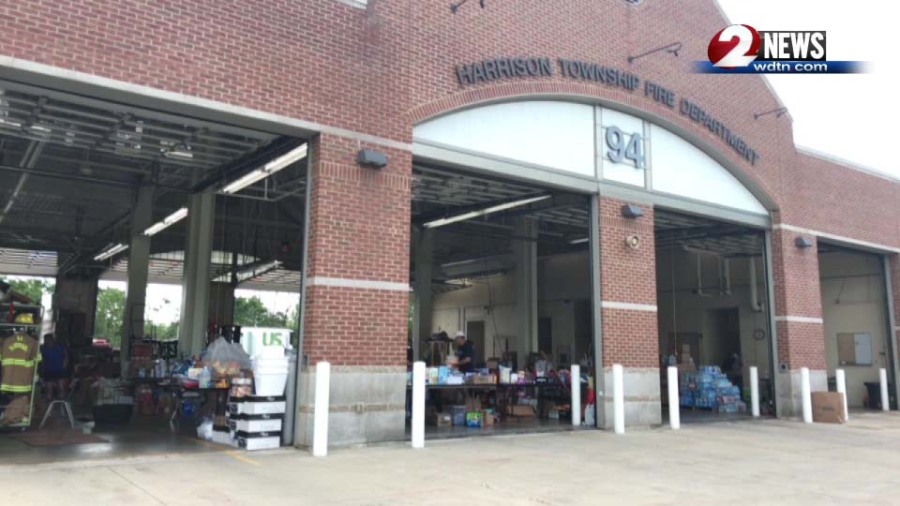 6-7 Harrison Twp Fire Distribution