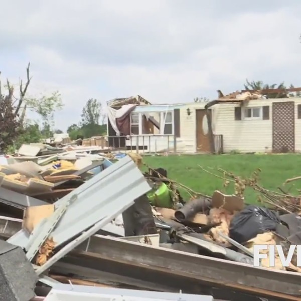 Beavercreek woman hopes for return of her dogs after tornado