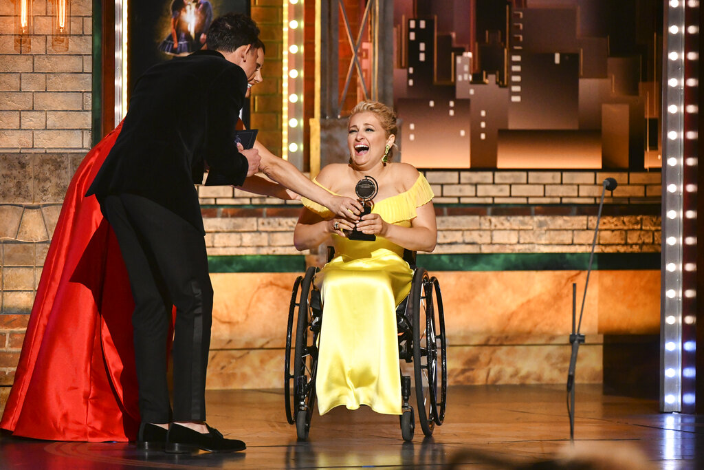 The 73rd Annual Tony Awards - Show_1560159408134