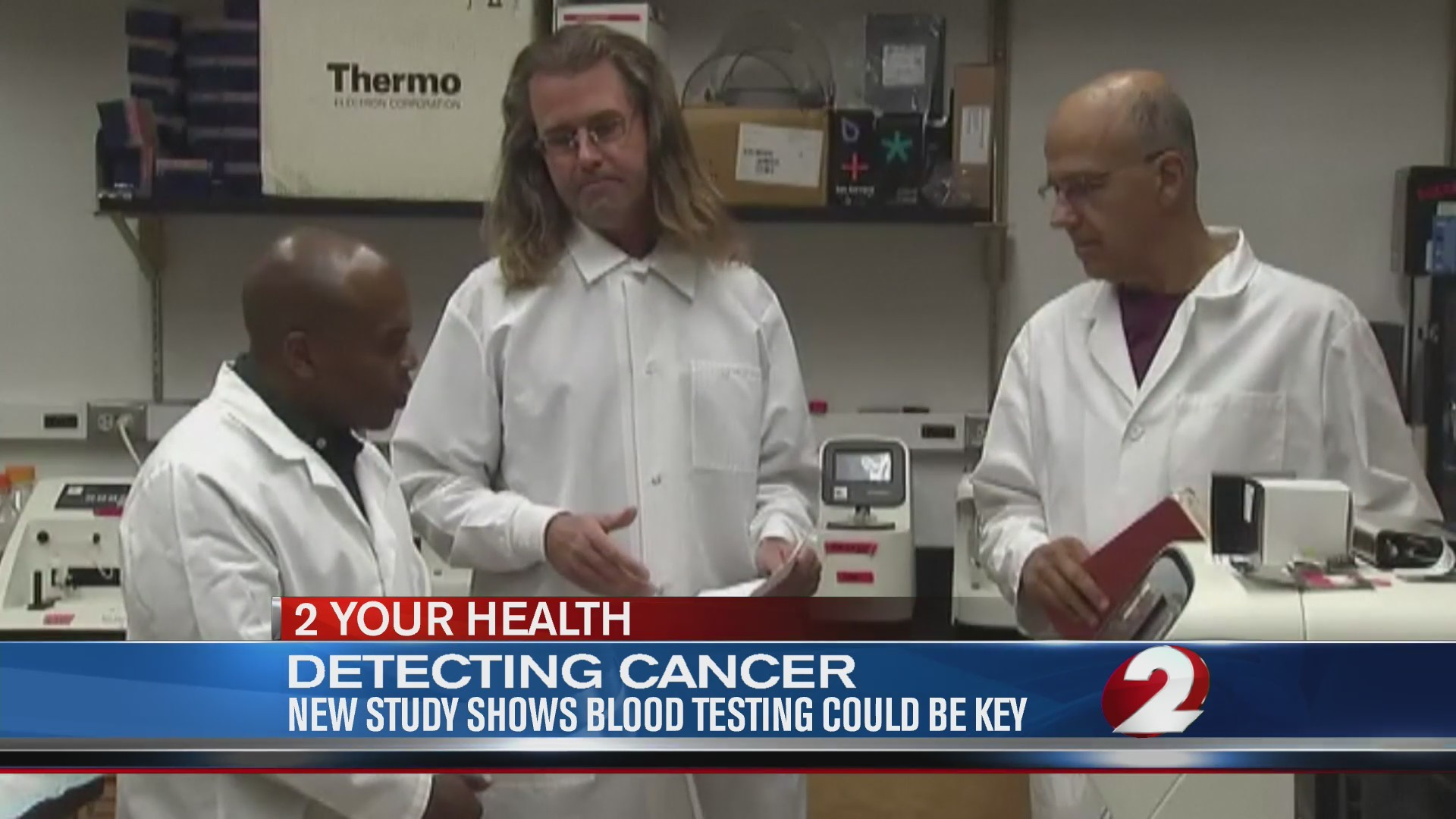 Detecting Cancer: New study shows blood testing could be key