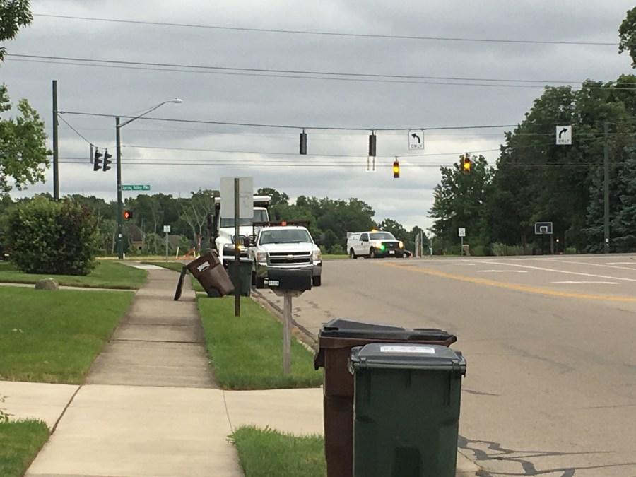 Washington Township Gas Leak
