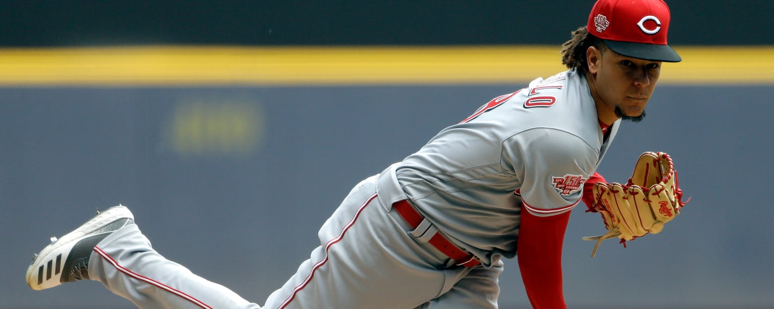 Reds-Brewers 6-22
