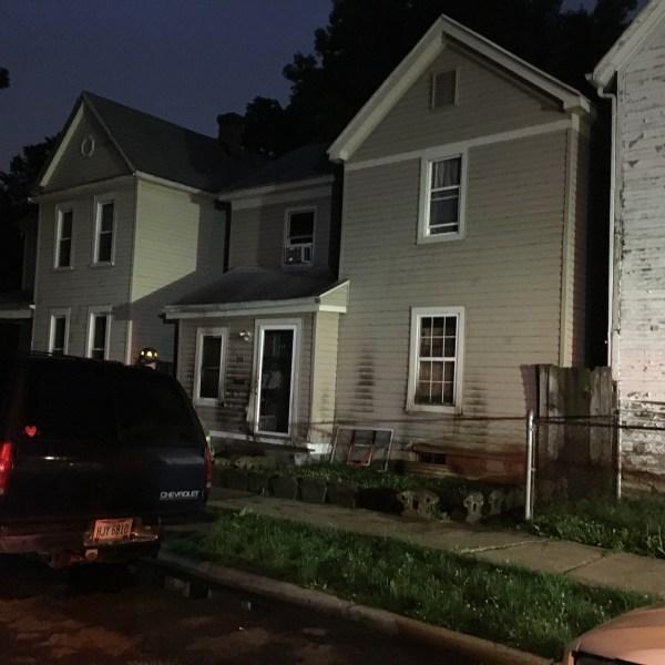 Reist Ave. house fire