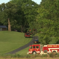 Spring Valley Twp mower accident