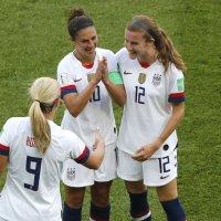 USA World Cup 6-16