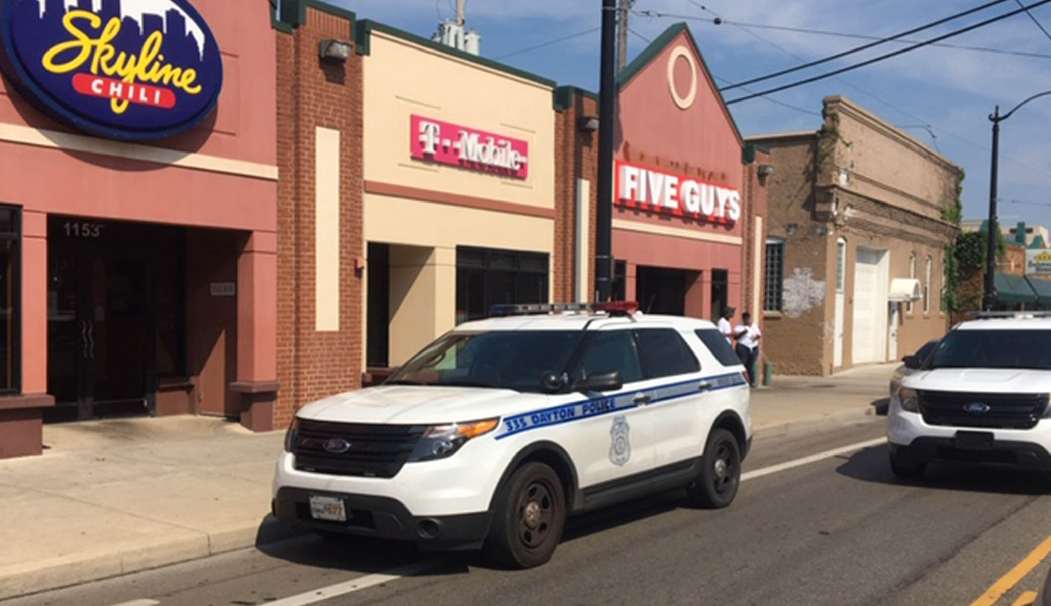 7-29 T-Mobile Robbery