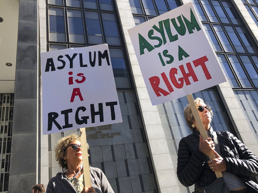 Immigration-Asylum Lawsuit