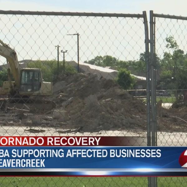 Beavercreek tornado recovery