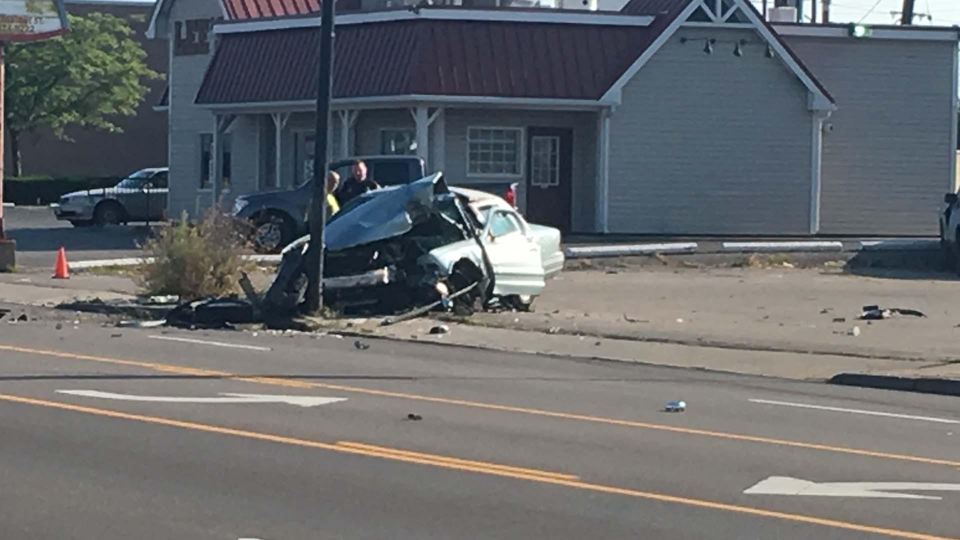 Springfield Car Crash
