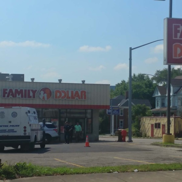 Family Dollar Robbery
