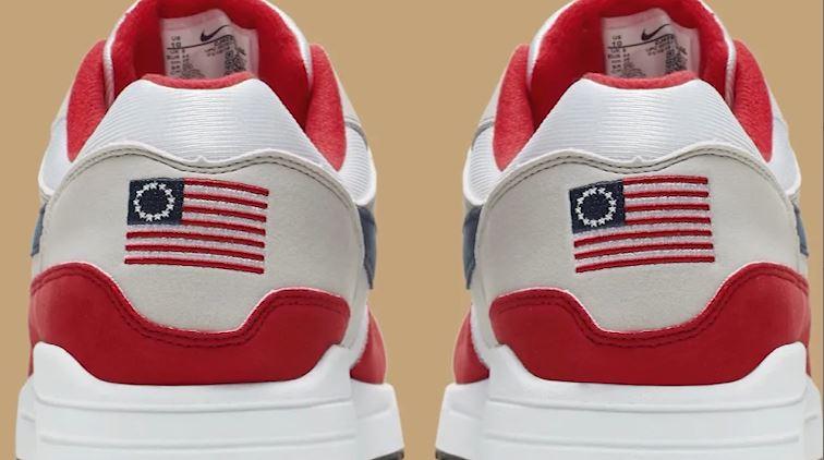 Betsy Ross Flag Nike