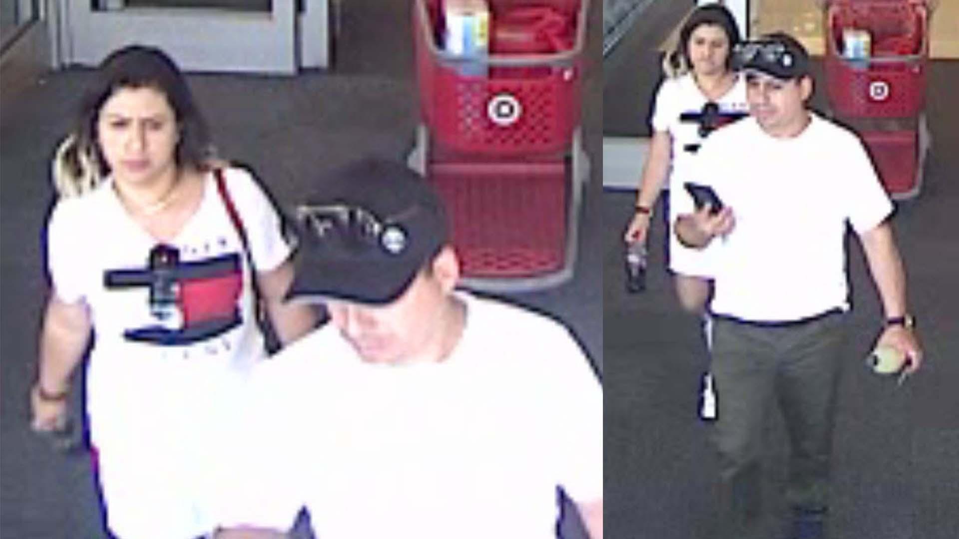 Oakwood Credit Card Suspects