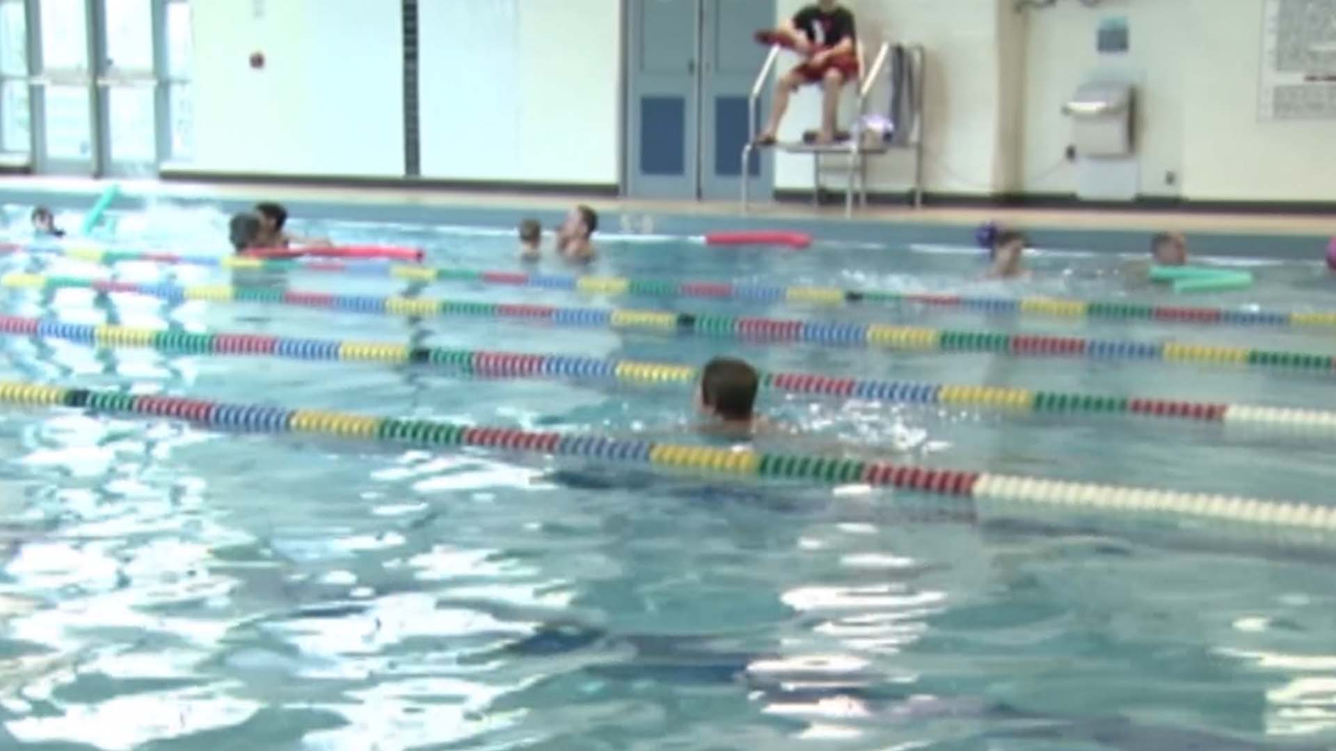 CDC issues warning on fecal parasite in pools