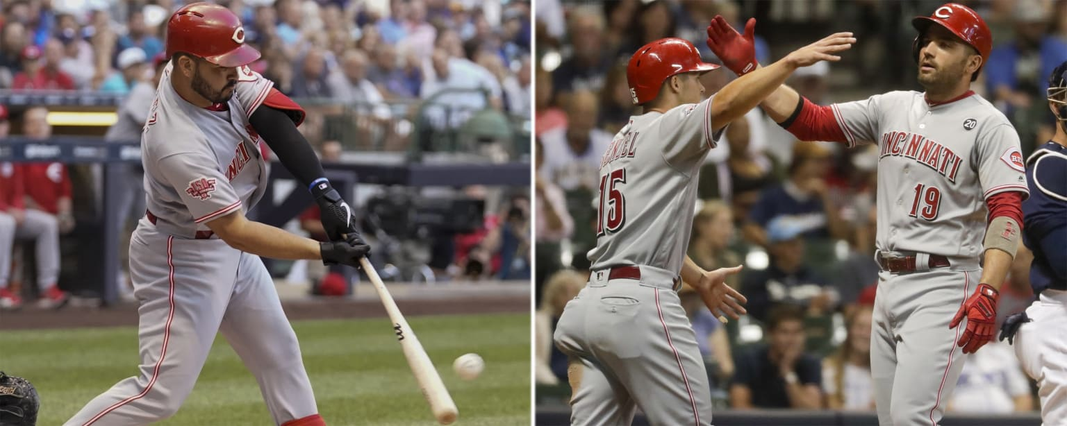 Reds-Brewers 7-23