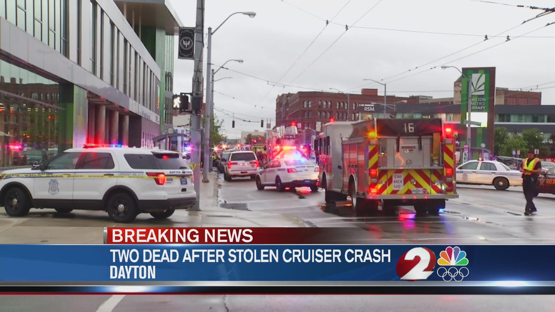 Officials identify 2 kids killed after crash involving