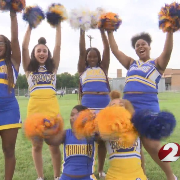 8-30 Cheerleaders of the Week- Jefferson Twp