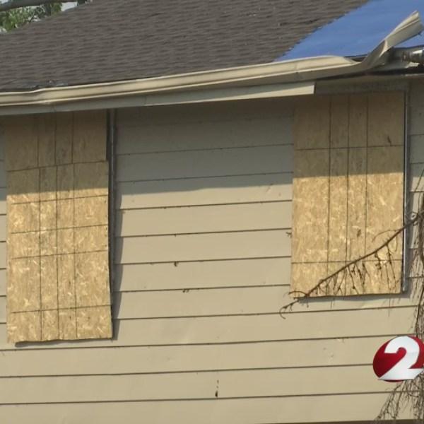 Trotwood tornado damage