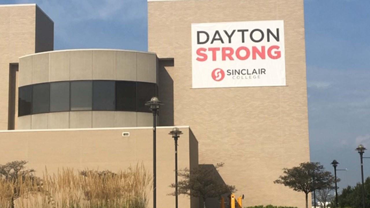 Dayton Gas Prices >> Sinclair unveils new Dayton Strong banner | WDTN.com