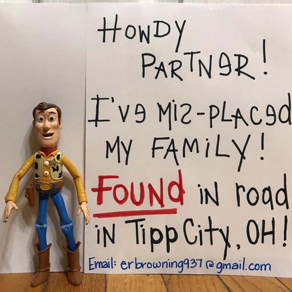 Lost Woody