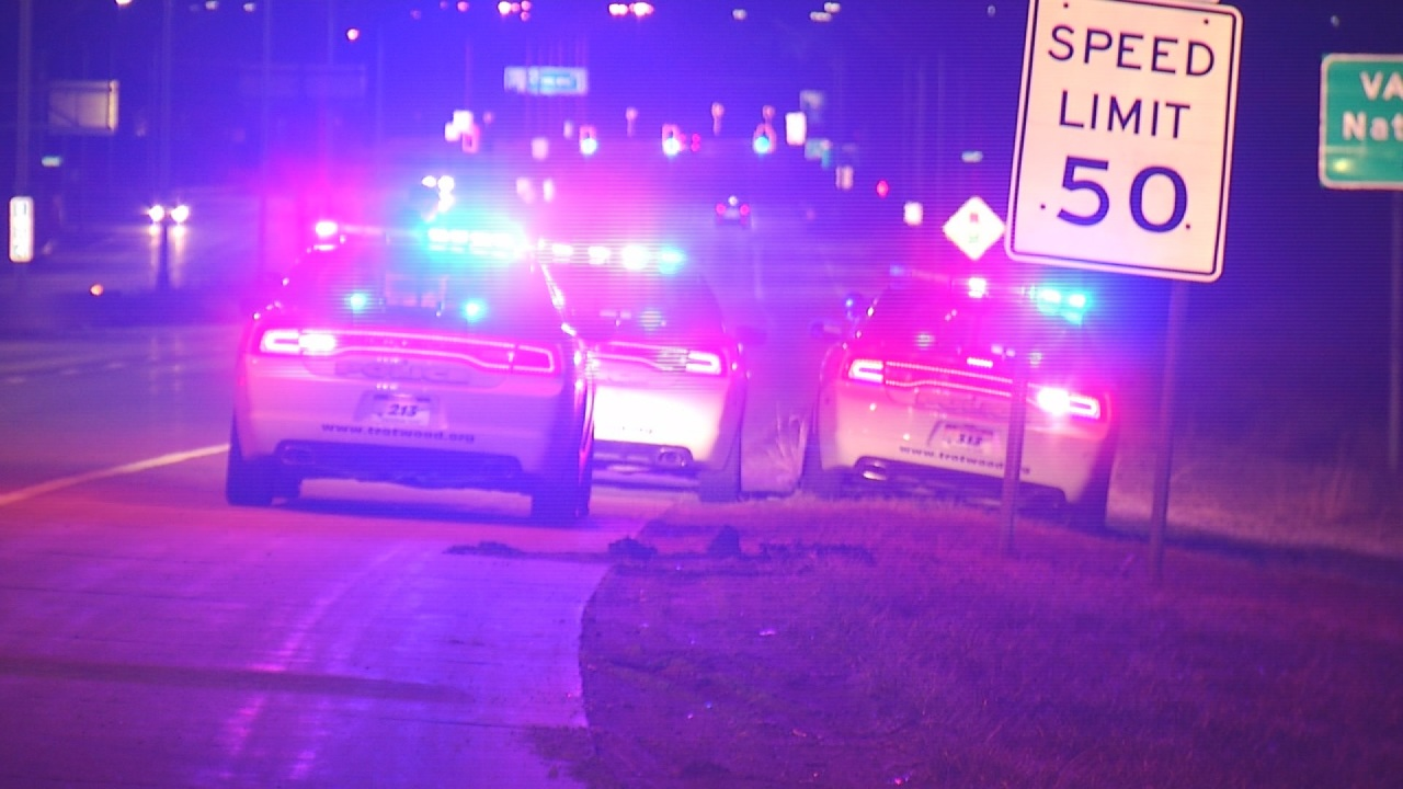 No Policy To Prevent Stolen Police Cruisers Wdtn Com