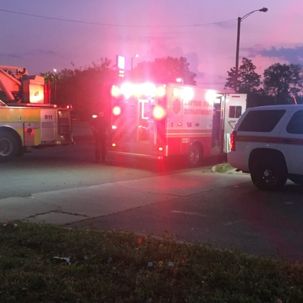 Dayton Fire reported 9/20/2019