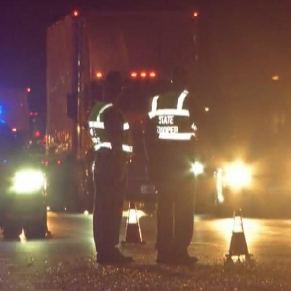 I-75 crash in Sidney