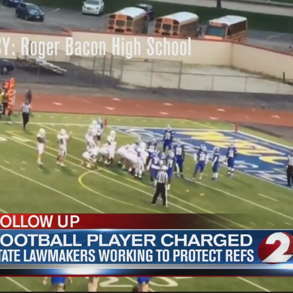 Lawmakers working to protect refs