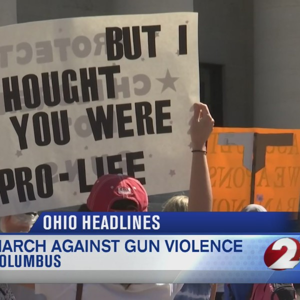 March against gun violence