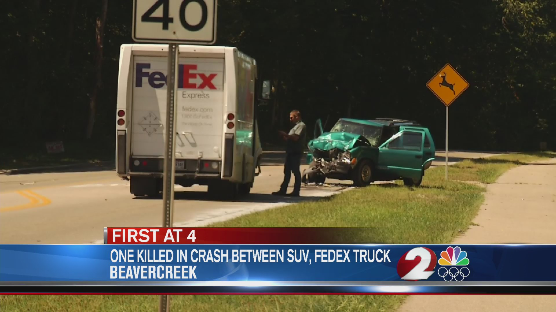 Officials identify passenger killed in crash between SUV