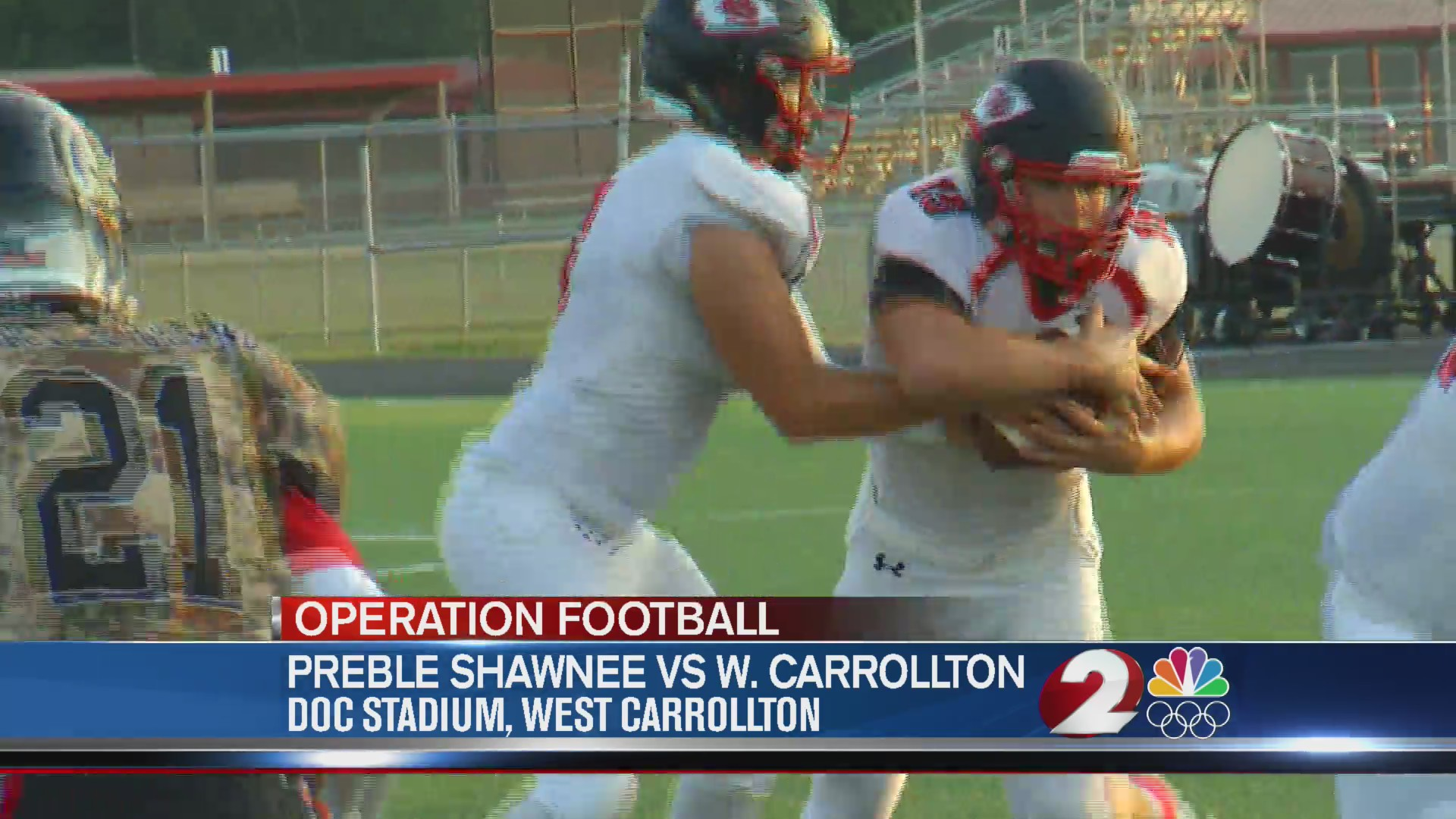 Operation Football Week 3: Preble Shawnee at West Carrollton