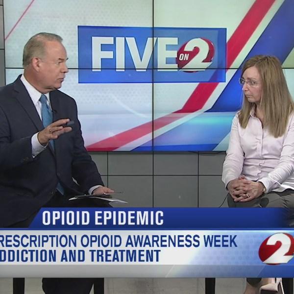 Prescription Opioid Awareness Week