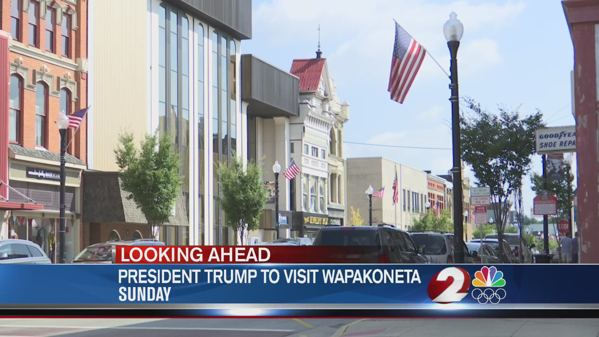 President Trump to visit Wapakoneta